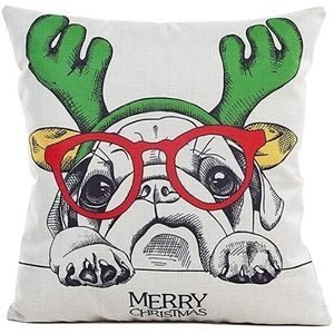 Other - 2 for $30 - *NEW* 🐶🎄Cute Puppy Christmas Pillow